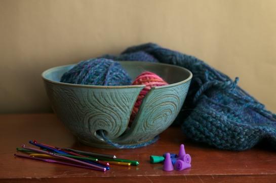 K Bowl & Shiny Objects