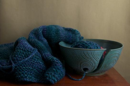 Knitting Bowl Favorite